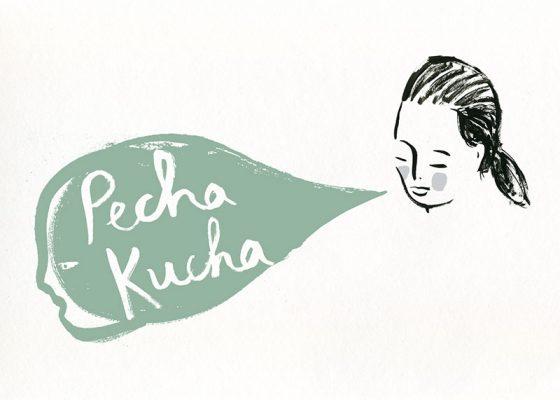 Pecha Kucha slide 1